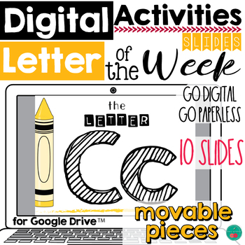 Letter of the Week C DIGITAL