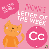 Letter of the Week - C - Phonic activities