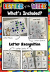 Letter of the Week - COMPLETE BUNDLE A-Z