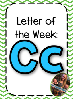 Letter of the Week: Cc