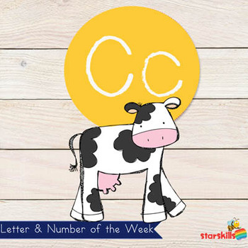 Letter of the Week Cc Workbook