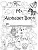 Letter of the Week Craftivities Alphabet Book