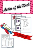 Letter of the Week - 'D'