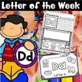 Letter of the Week - D