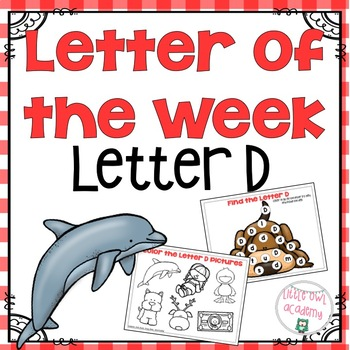 Letter of the Week D