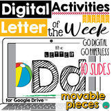 Letter of the Week D DIGITAL