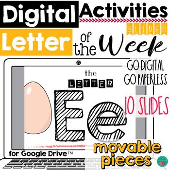 Letter of the Week E DIGITAL