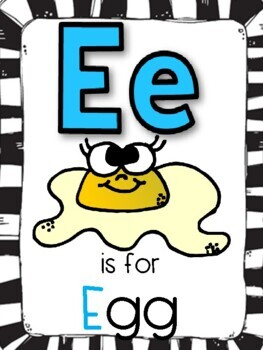 Letter of the Week: Ee
