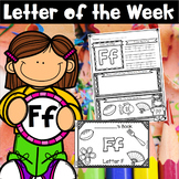 Letter of the Week - F