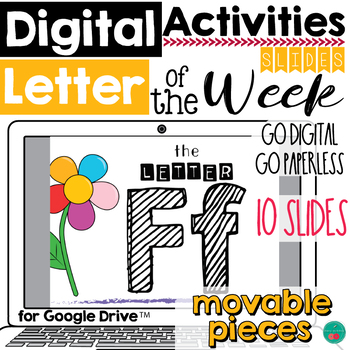 Letter of the Week F DIGITAL