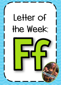 Letter of the Week: Ff