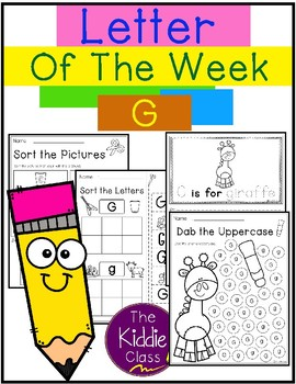 Letter of the Week G