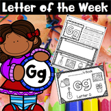 Letter of the Week - G