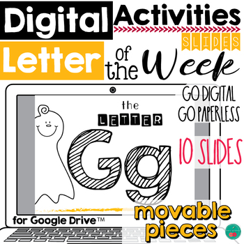 Letter of the Week G DIGITAL