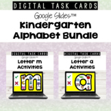 Letter of the Week Google Classroom™  Bundle: Distance Learning