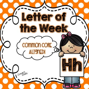 Letter of the Week: H