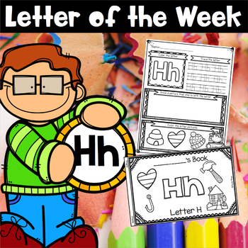 Letter of the Week - H