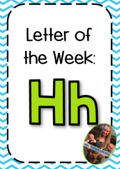 Letter of the Week: Hh