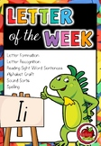 Letter of the Week - I