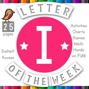 Letter of the Week: I