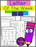 Letter of the Week I