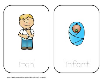 Letter of the Week -I- Activity Pack