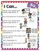 Letter of the Week I Can Posters