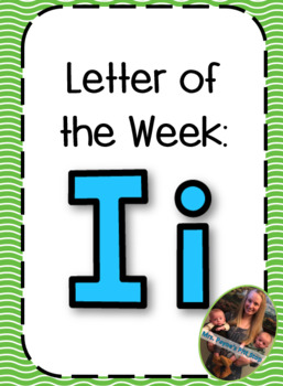 Letter of the Week: Ii
