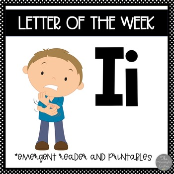 Letter of the Week ❤️ I Emergent Reader and Literacy Materials