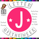 Letter of the Week: J