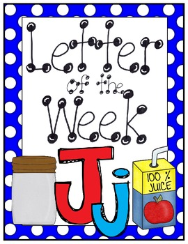 Letter of the Week: Ji
