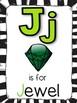 Letter of the Week: Jj