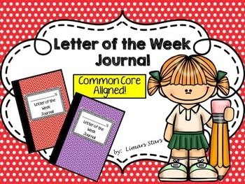Letter of the Week Journal