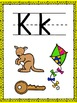Letter of the Week- K