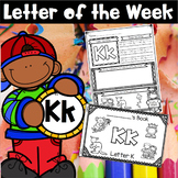 Letter of the Week - K