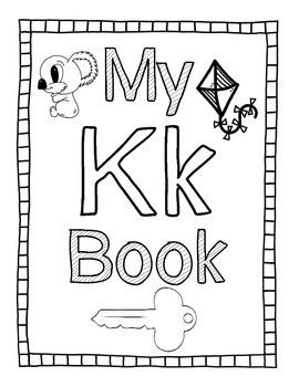 Letter of the Week: Kk