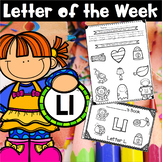 Letter of the Week - L