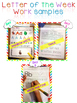 Letter of the Week - LETTER Uu - Writing, phonics, and letter work for a week