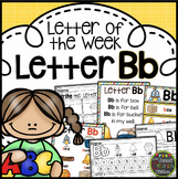 Letter of the Week {Letter Bb}