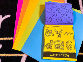 Letter of the Week - Letter Books