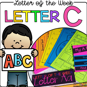 Letter of the Week - Letter C