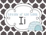 Letter of the Week: Letter I