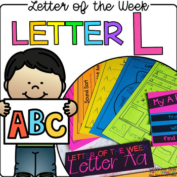 Letter of the Week - Letter L