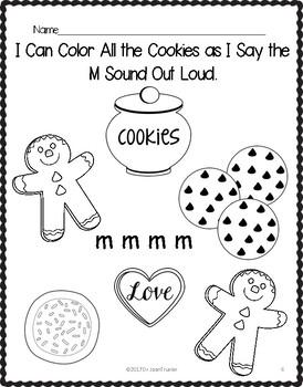 Letter of the Week: Letter M Workbook (PreK & Kindergarten)