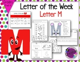 Letter of the Week - Letter M