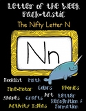 Letter of the Week: Letter N Pack-tastic