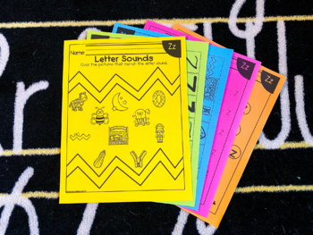 Letter of the Week - Letter Sounds