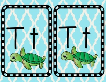 Letter of the Week: Letter T