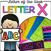 Letter of the Week - Letter X