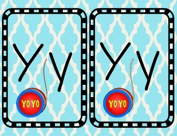 Letter of the Week: Letter Y